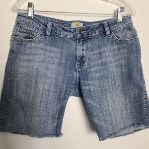 Antik Denim Shorts Cutoffs